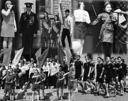 ТОРЖЕСТВЕННЫЙ МИТИНГ, ПОСВЯЩЁННЫЙ 72-Й ГОДОВЩИНЕ ПОБЕДЫ В ВЕЛИКОЙ ОТЕЧЕСТВЕННОЙ ВОЙНЕ 1941 – 1945 ГОДОВ