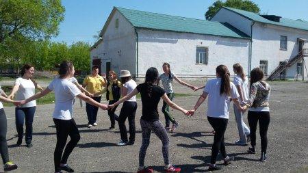 Подготовка к летней практике «Вожатское лето – 2017» и «Воспитатель - 2017»
