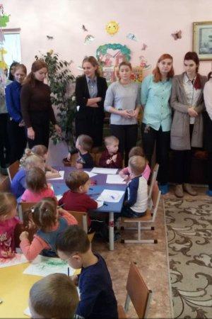 Экскурсия в МБДОУ ЦРР детский сад «Ивушка»