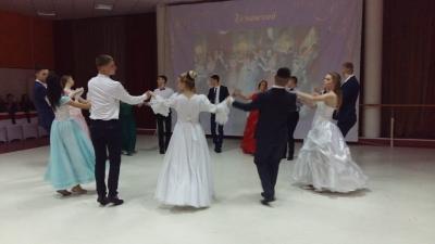 В Спасском районе вновь состоялся Царский бал