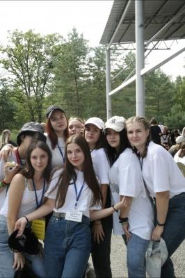 Летняя практика судентов КГА ПОУ «Спасский педагогический колледж»